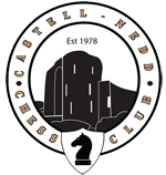 Castell Nedd Chess Club Logo